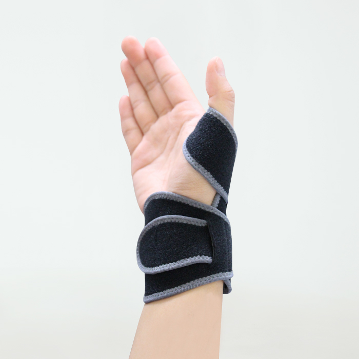 SP-81100-Power Wrap Silicone Wrist Support -Adjustable