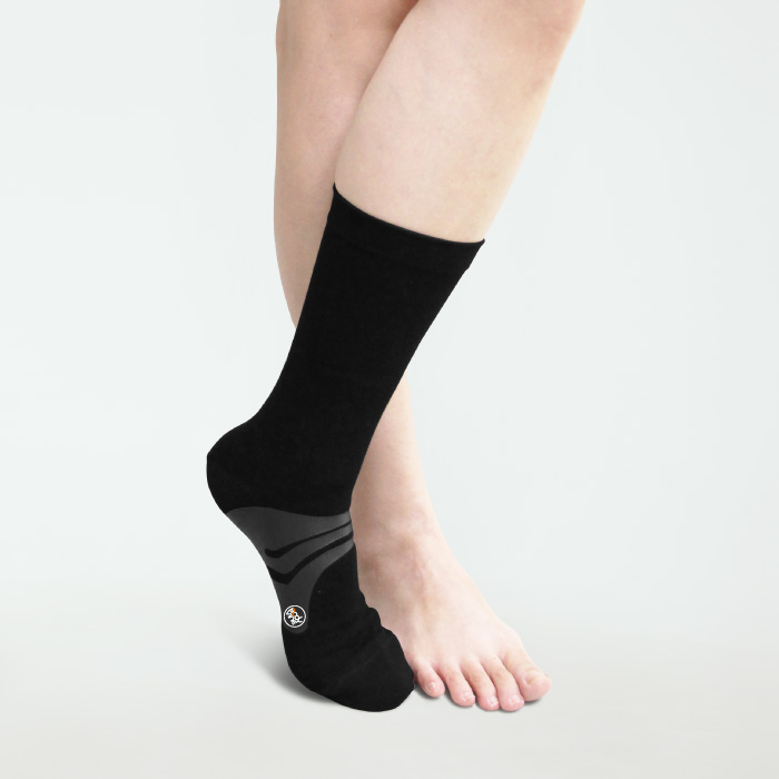 CT-11500-BodyVine-Arch Support Socks-long